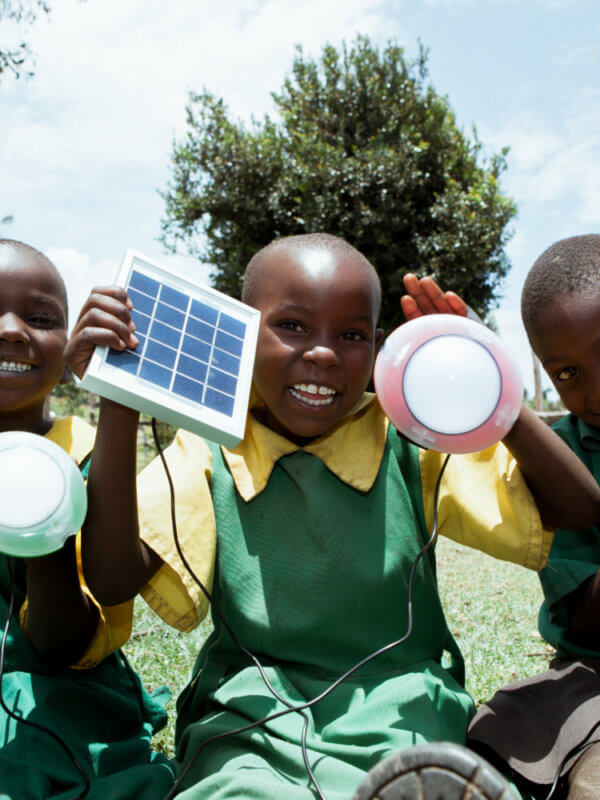 solar charity for clean water